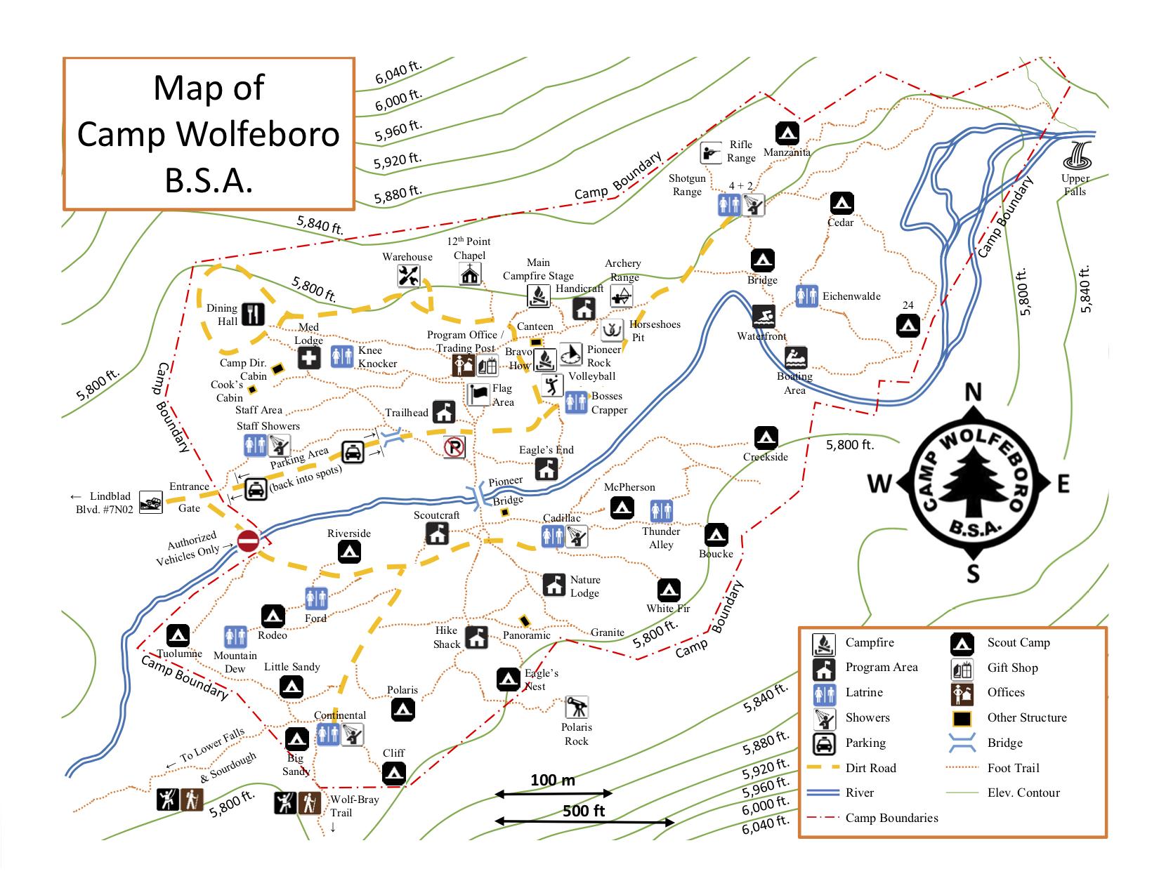 Wolfeboro 360 Map