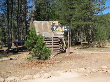 Trailhead program area